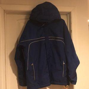 Phenix superior performance navy coat size US/L